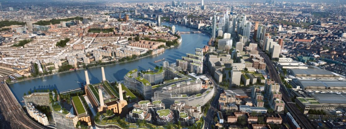 Winning Supply Contracts in Nine Elms on the South Bank